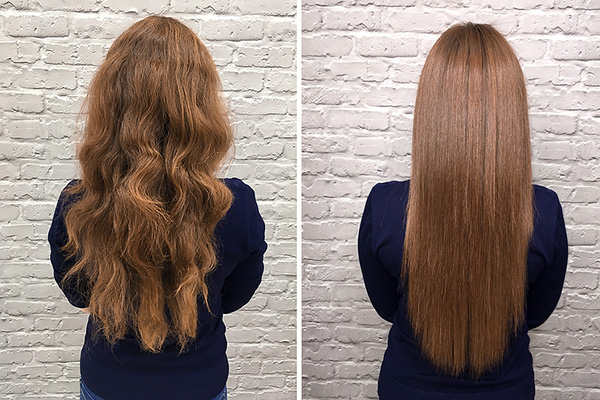 Within The Latest Keratin Treatment