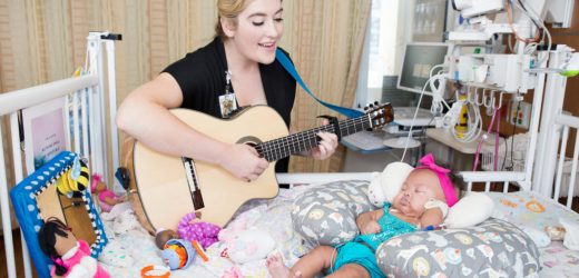 Music Therapy Helps Patients With Recovery
