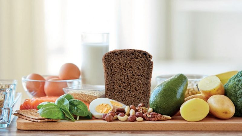 Finish Confusion on Calcium and Iron Diet Products