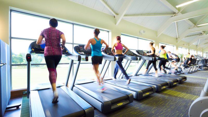 Selecting a health club